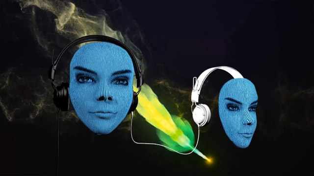 3D Produktfilm - Xqisit Kopfhörer