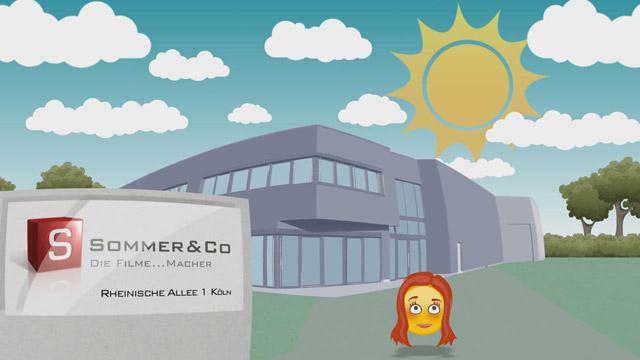 Emoji Erklärvideo - Wie arbeitet Sommer&Co?