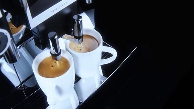 Handlingsfilm Kaffeezubereitung - Impressa Z9 von Jura