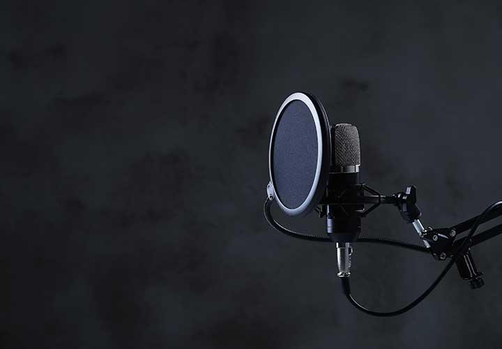 Audio Mikrofon