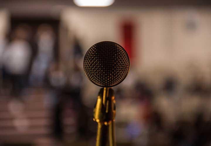 Audio sprechen