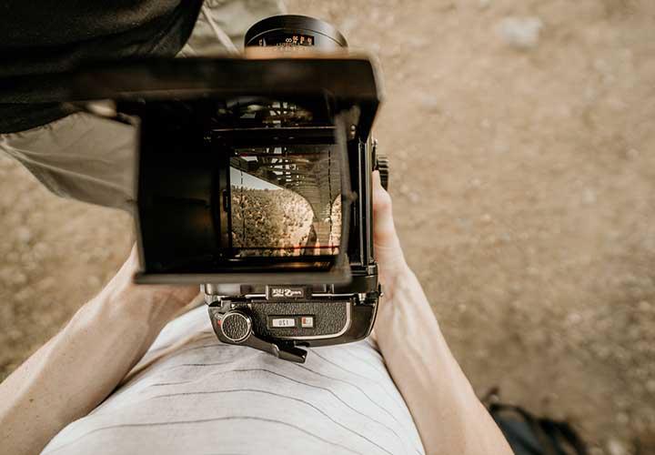 Video Blickwinkel