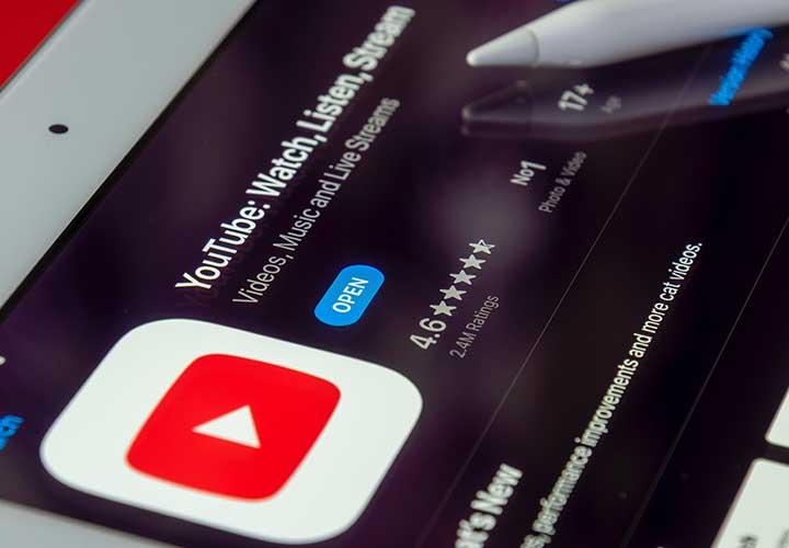 YouTube-Kapitel