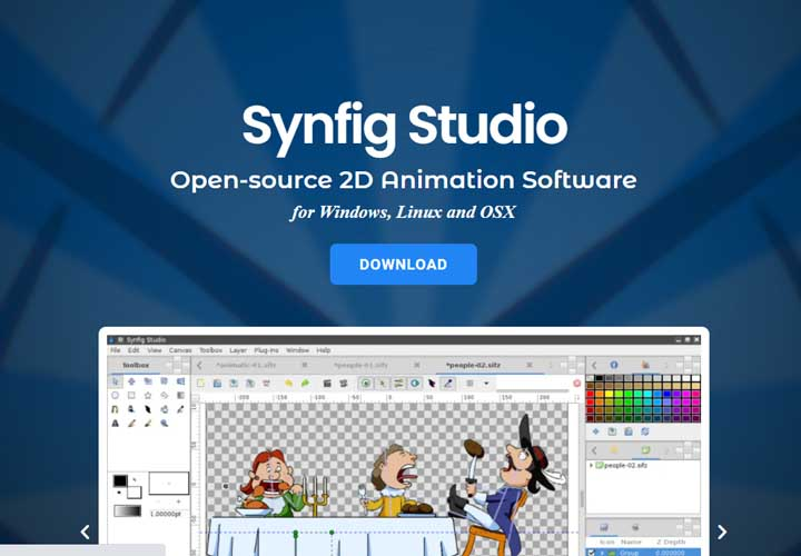 Video Synfig