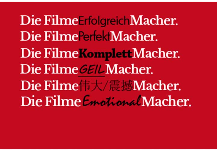 Werbefilmproduktion
