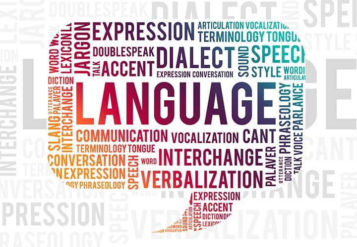 Sprache Text Videos