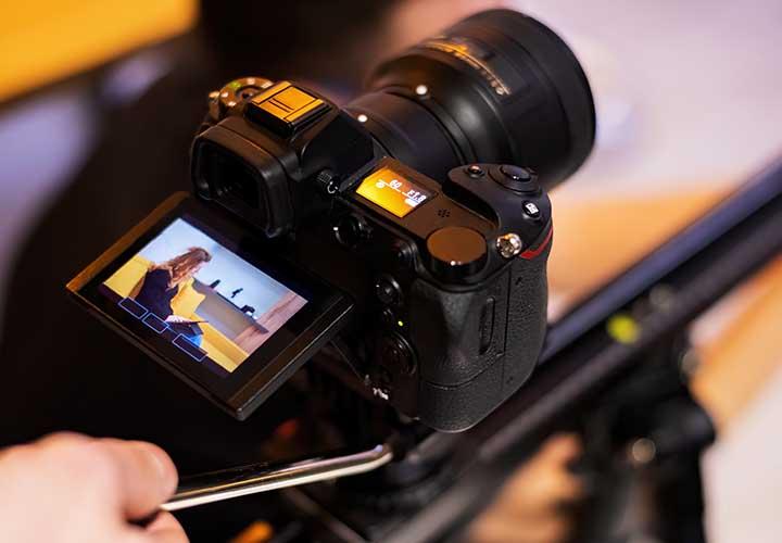 Videoinhalt-Arten