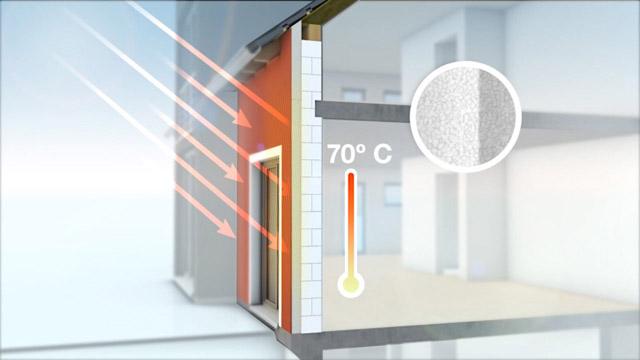 Messevideo - SolReflex Wärmedämmung von Brillux