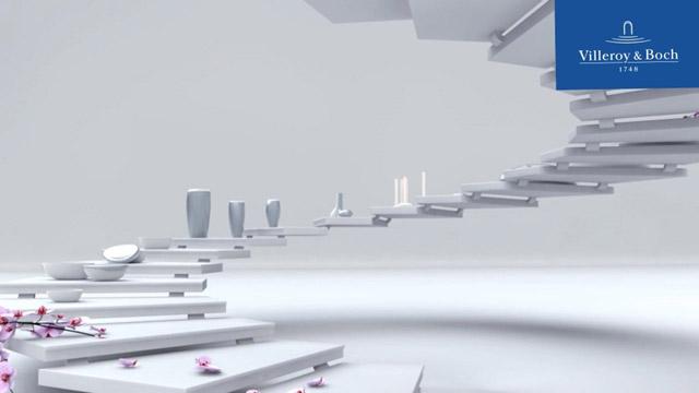 Produktvideo für die Fusion Goods Porzellanserie von Villeroy & Boch