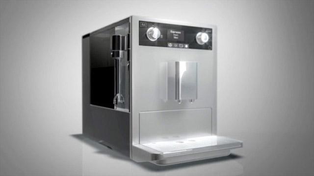 POS-Video für den Kaffeevollautomaten CAFFEO® Gourmet von Melitta®