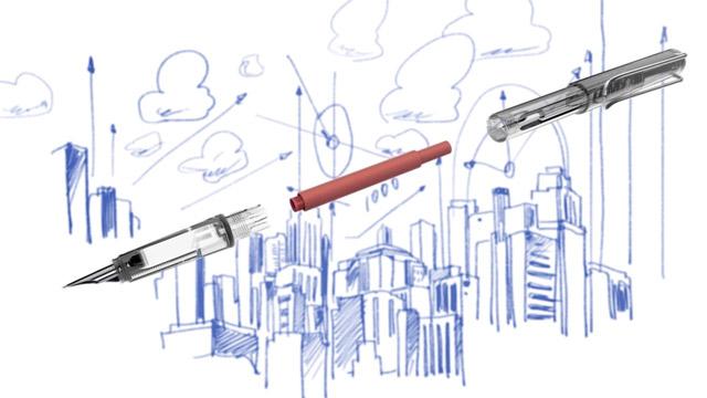 Produktfilm 3D Animation - Lamy Safari