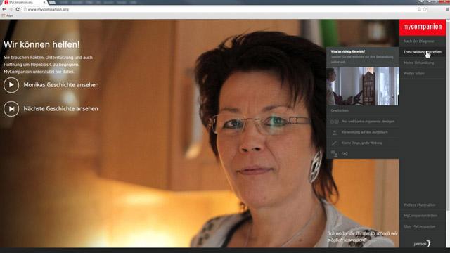 Produktfilm MyCompanion - Janssen-Cilag