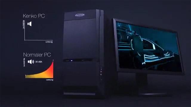 Produktfilm Kenko - Silentmaxx