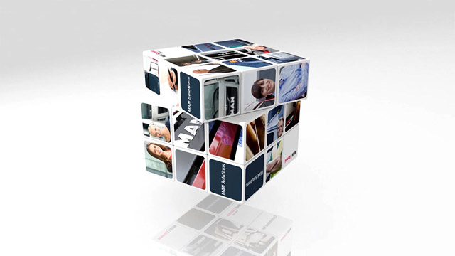 Produktfilm Solutions - MAN