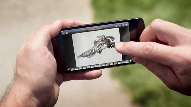 Produktfilm Visual-Enterprise-Manufacturing - SAP