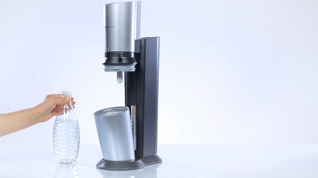 Produktfilm Crystal - Sodastream