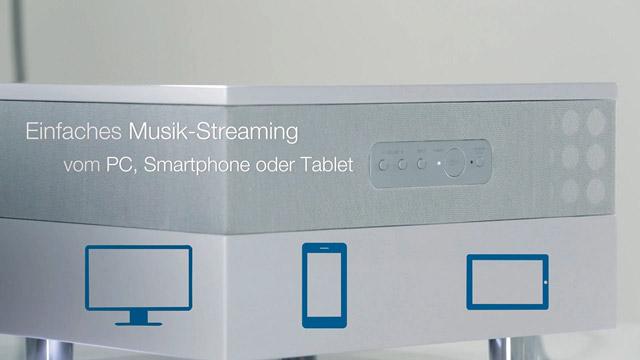 Produktvideo der Musikanlage UX VJ von JVC