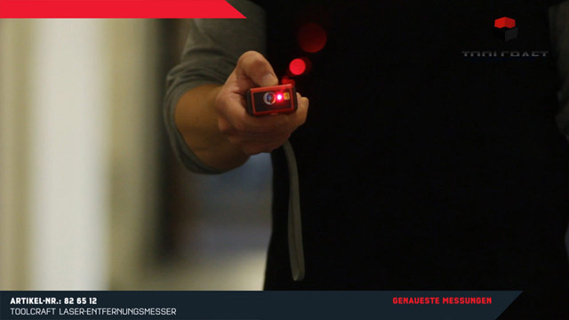 Produktvideo laser entfernungsmesser conrad electronic internet