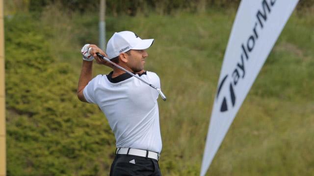 Sergio Garcia beim Kölner Golfclub