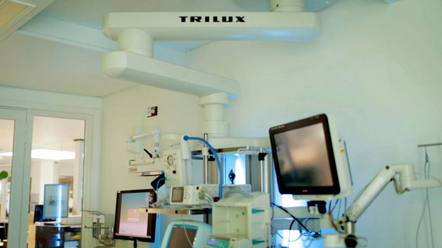 Testimonialfilm - NICU University hospitals Leuven - TRILUX Medical