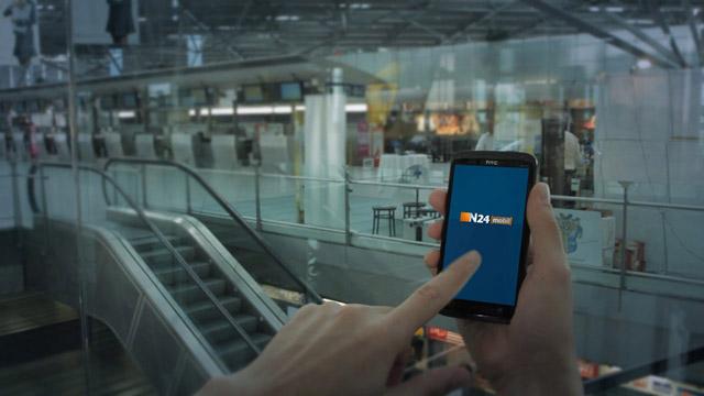 TV-Spot Mobil-Tarif von N24