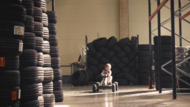 Imagefilm - Tyre24 Saitow AG
